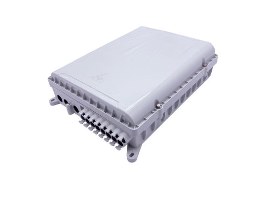 SC Connectors 3in 16Out Fiber Optic PLC Splitter Termination Box